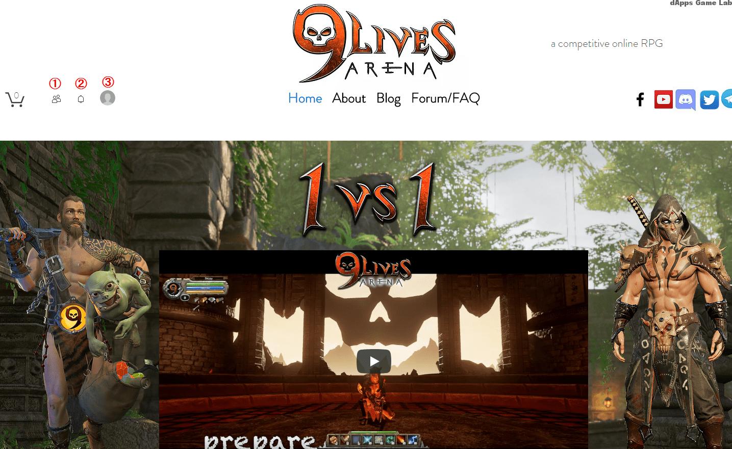 9Lives Arena-9